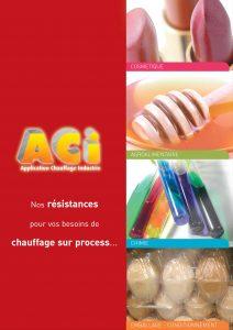 Plaquette agroalimentaire - ACI